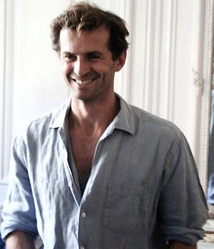 Olivier Galfione, Directeur et professeur au studio TriniYoga Paris