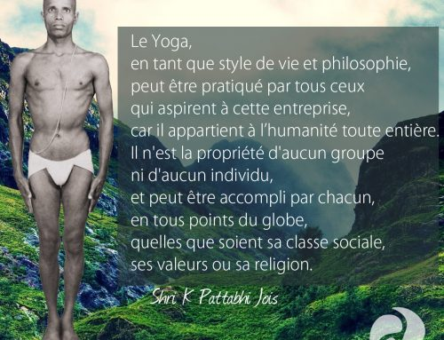 Citation – Le Yoga, en tant que style de vie et philosophie