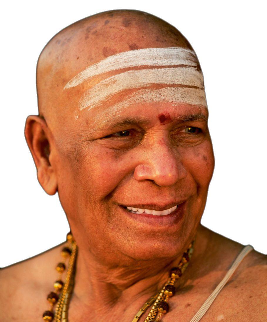 Sri K. Pattabhi Jois - Ashtanga Vinyasa Yoga créateur