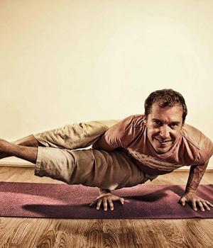Alain Laplanche Yoga