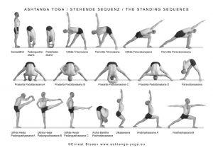 Postures Ashtanga Vinyasa Yoga