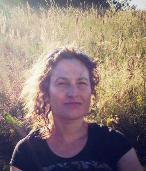 Sandrine Romet-Lemonne, professeur Ashtanga Vinyasa Yoga au studio TriniYoga Paris