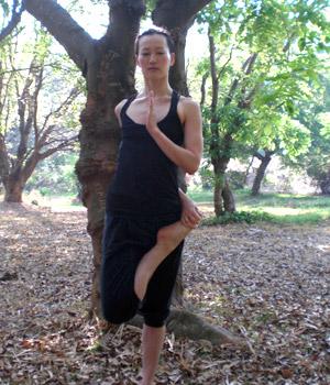 Yoshika Okabayashi Yoga