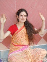 Valentine Teisseire - Puja - professeur yoga Trini Yoga