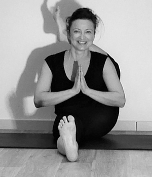 Elisabeth Eymond professeur Yoga Paris