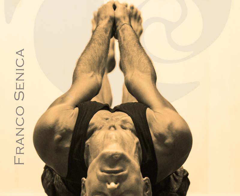 Franco Senica - posture de Yoga Ashtanga