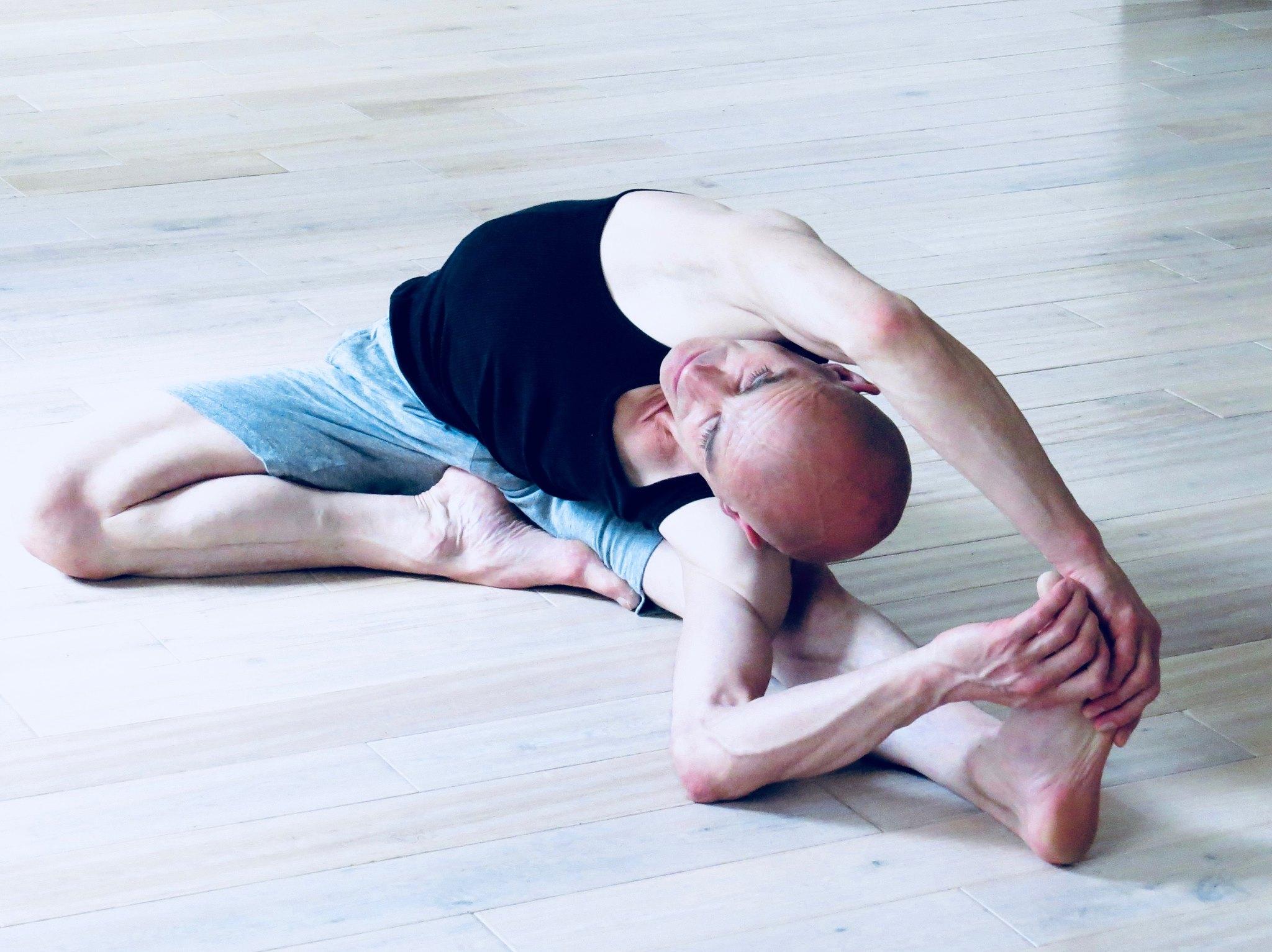 Franco Senica - Trini Yoga Paris